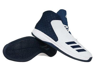 Details zu Schuhe Adidas Court Fury 2016 Herren Basketball für Sporthalle