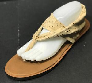 80fed832aa2e Sanuk Yoga Devine Women s Sandal Light Khaki SWS11054 Size US 11 M ...