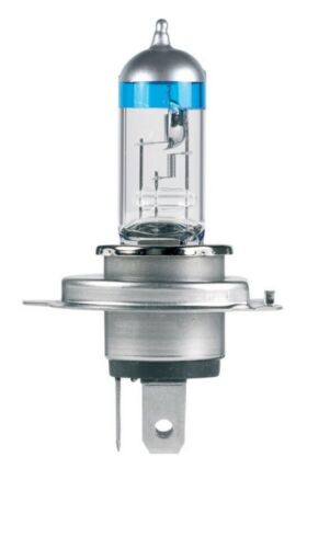 120/% Uprated Headlight Bulbs 12v 60//55w H4 RW1272 Ring H4 XENON ULTIMA x2