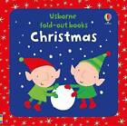 Fold-Out Christmas by Fiona Watt (Board book, 2016)