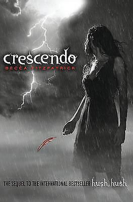 1 of 1 - Crescendo by Becca Fitzpatrick (Hardback, 2010)