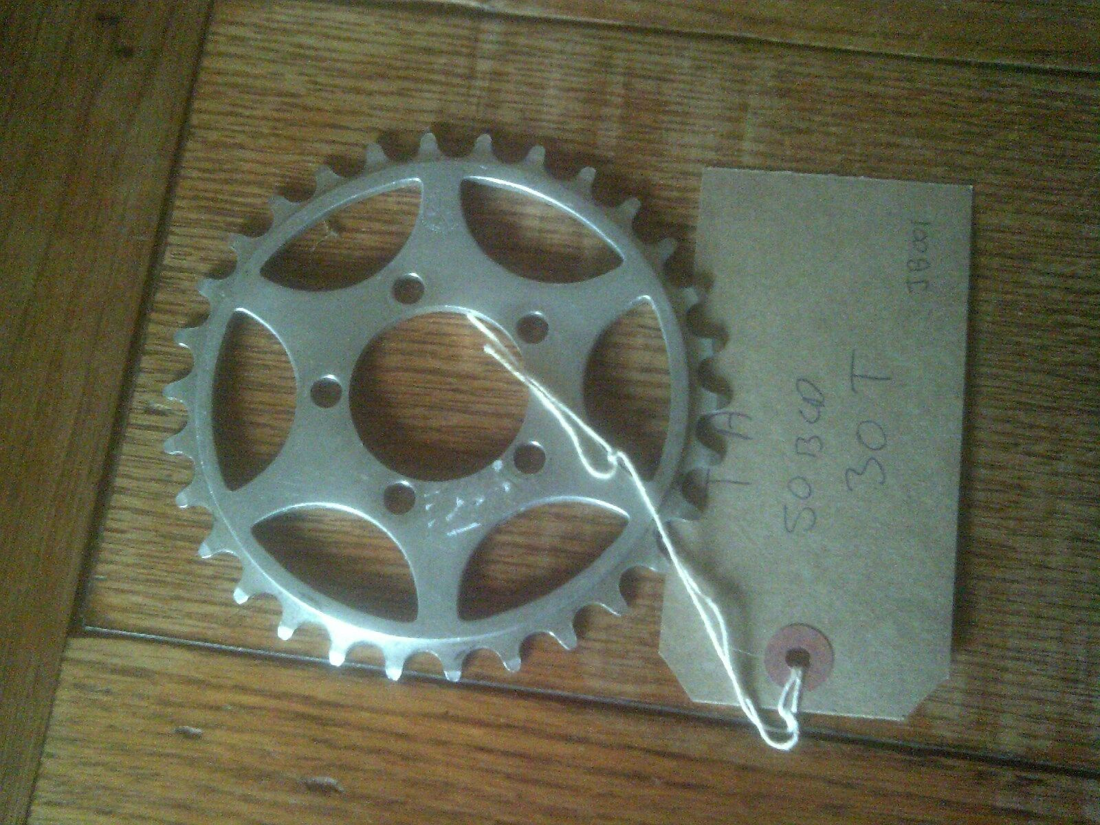 30 TOOTH  TA   50BCD  3 32  CHAINRING  high quality genuine