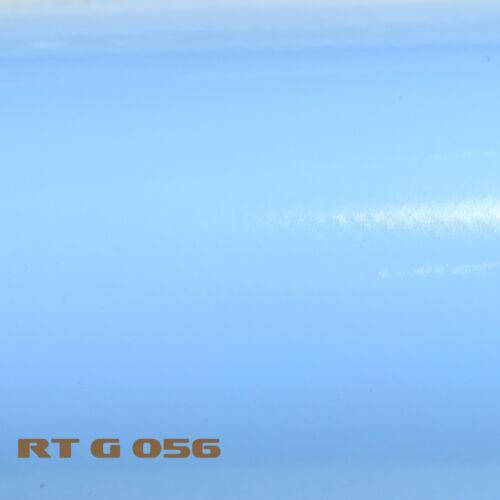 8,55 €//m² Premium Brillance Brillant Film Gloss gaine Diapositive 152 cm largeur