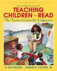 The Essentials of Teaching Children to Read : The Teacher Makes the Difference by Robert B., Jr. Cooter and D. Ray Reutzel (2012, Paperback, Revised)