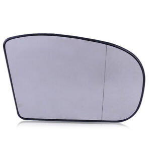 Right Driver Side Wing Mirror Glass For Benz E C Class W211 W203 2001-2007 02