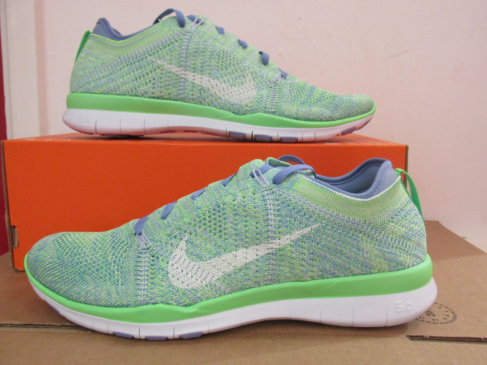 nike womens free TR flyknit running trainers 718785 301 sneakers shoes CLEARANCE