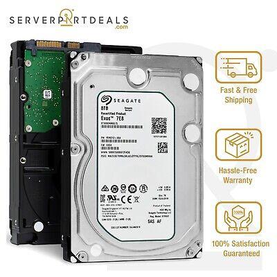 SeagateEnterprise Capacity HDD ST8000NM0075 8 TB Internal Hard Drive