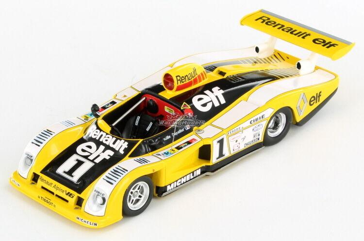 Renault Alpine A443 Jabouille - Depailler Le Mans 1978 1 43 - S1552