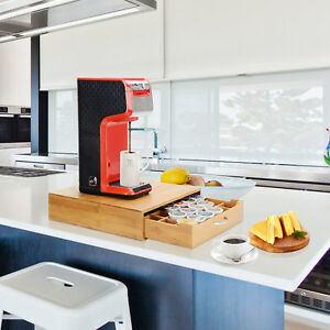 Bamboo-36-K-Cup-Holder-Rack-Storage-fits-Keurig-Coffee-Pod-Drawer-Organizer