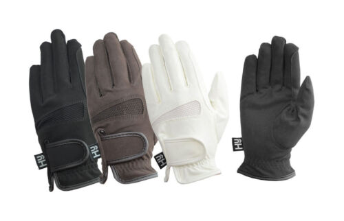 Hy5 Lightweight Competition Gloves BlackBrownWhite Various Size PR3047