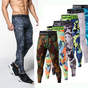 Men-Compression-Base-Layer-Workout-Running-Gym-Fitness-Yoga-Sports-Tight-Pants