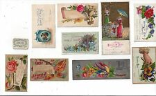 Victorian Reward of Merit Cards - Lot # 3 group of 10