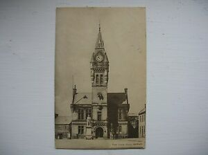 Annan-Town-Hall-Nr-Gretna-Dumfries-etc-Walter-Benton-1914