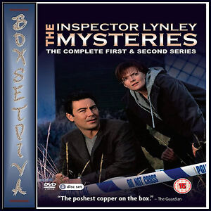 Amazon.com: The Inspector Lynley Mysteries Series 1, 2 ...