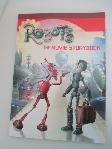 1 of 1 - Robots - The Movie Storybook