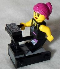 NEW LEGO TREADMILL and FEMALE MINIFIG workout equipment minifigure girl figure