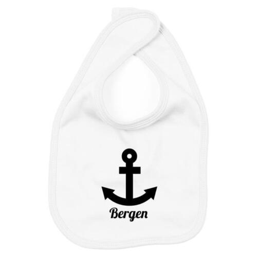 Babero-Bergen ancla-noruega Norway vacaciones