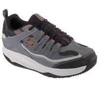 57500 Gray Skechers Shoes Shape Ups Men's Memory Foam Fitness Walker Comfort