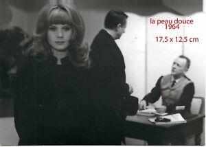 La-peau-douce-1964-F-TRUFFAUT-F-Dorleac-tirage-original-presse