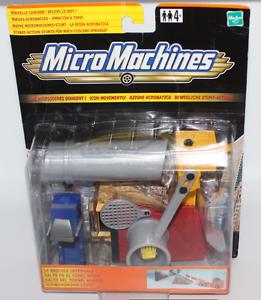 Hasbro-MICRO-MACHINES-schwungrohr-stunt-nuevo-emb-orig