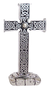 Celtic-Christian-Cross-Pewter-Ornament-Hand-Made-In-Cornwall