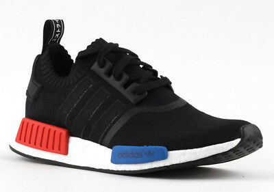 Nmd Original Black and Red