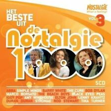 HET BESTE UIT DE NOSTALGIE 1000 - VOL 3 (5CD - NEW & SEALED !!!)