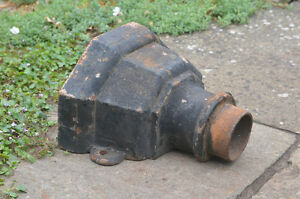 old-cast-iron-drain-hopper-FREE-DELIVERY