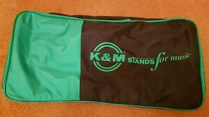 K /& M Carrying Bag for Music Stands//Instruments Price Reduced