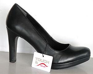 Details zu Tamaris Schuhe Damen Schuhe Plateau Pumps 1 22426 21 020 Gr.35 40 +++NEU+++