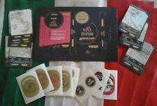 100 GIRO D'ITALIA panini 2017 SET COMPLETO 22 CARD E 8 EXTRA STICKER + SCATOLINA