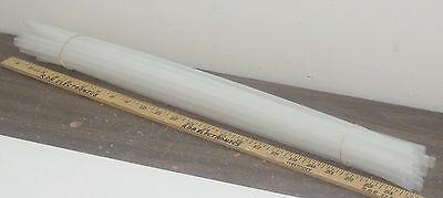 "48 ft (24 x 2') 3M Kynar 3/8"" Clear Heat Shrink Tube Shrinkable Tubing"