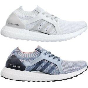 755936ae81 Das Bild wird geladen Adidas-Ultraboost-X-W-Damen-Premium-Laufschuhe -Running-Joggingschuhe-