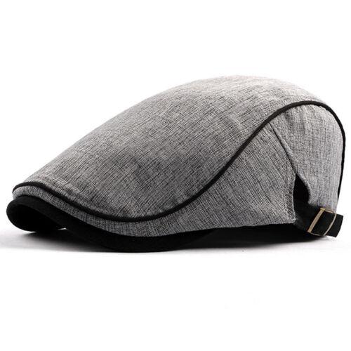 Herren Schiebermütze Flatcap Schirmmütze Golfmütze Newsboy Gatsby Cap Kappe Hüt
