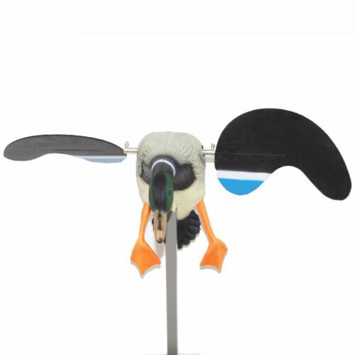 Hunting Flying Duck Decoy Electric Drake Mallard Fly Decoy Remote Control