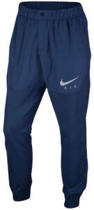 Détails sur $90 Neuf avec étiquettes Men's Nike Air Hybrid Woven NSW Pantalon 832204 429 Archive Coursevent afficher le titre d'origine