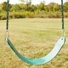 Swing Seat Playground Outdoor Swingset Accessories Hanger Chain Kids Child Belt
