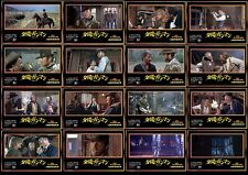 """16 Photos Japan Cinéma (A) """"For a few dollars more"""" Clint Eastwood Sergio Leone"""