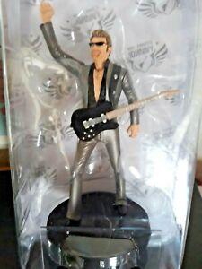 figurine-statuette-14Cm-Johnny-Hallyday-neuve