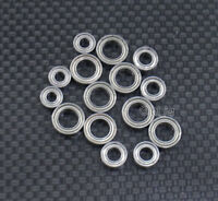 16pcs Seal Metal Ball Bearing Fits Team Losi Xxx / Xxxt