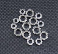 16pcs Seal Metal Ball Bearing Fits Team Losi Xxx / Xxxt