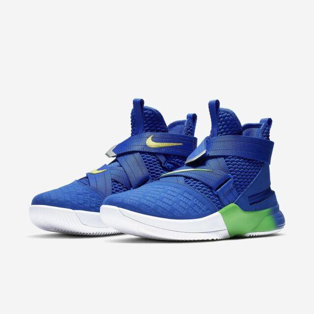 Nike Lebron Soldier XII 12 Flyease Big