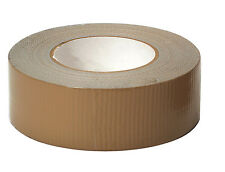 US Army Military Multi Purpose Duct Tape Panzertape Klebeband Tape tan
