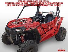 Invision DECORO GRAPHIC KIT UTV POLARIS General/RZR 900s/1000xp Joker B