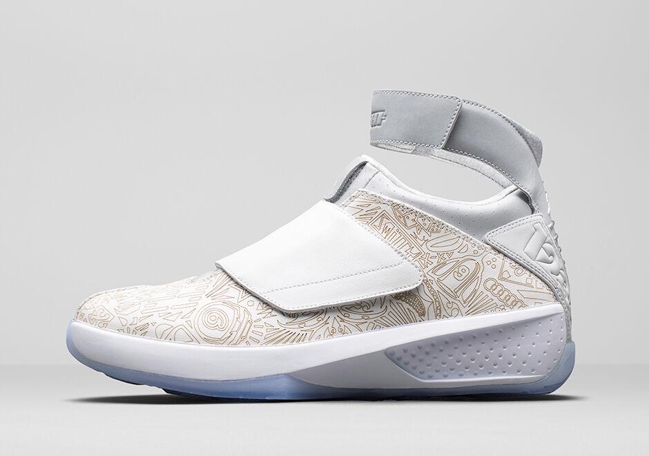 NUOVO con scatola da Uomo Nike Air Jordan 20 XX