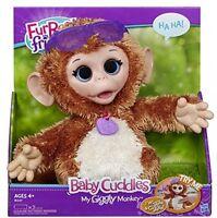 Monkey Pet Plush, Stuffed Toy Interactive Pets Fur Electronics Kids Gifts