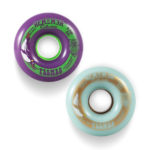 Remember PeeWee Wheel 62mm   82a - Various Colours Available