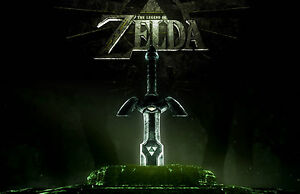 A4 Poster The Legend Of Zelda Gaming Xbox One 360 Ps3 Ps4