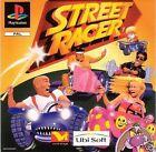 Street Racer (Sony PlayStation 1, 1996) - European Version