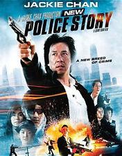 NEW POLICE STORY (Jackie Chan) - BLU RAY - Region A - Sealed